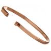 Bezel Handmade Bracelet 6In Interchangeable Copper